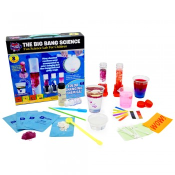 DIY ( Do it yourself) kits in science and education for kids