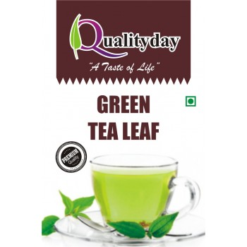 Quality Day Green Tea Leaf 1