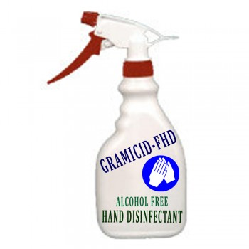 Filtered Hand Disinfectant