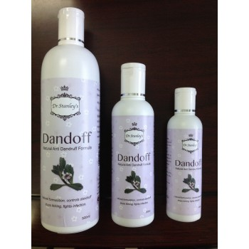Dandoff - An Effective Oil For Dandruff