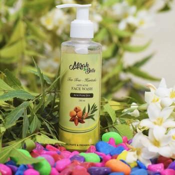 Mirah Belle Tea Tree - Haritaki Anti Acne Face Wash