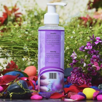 Lavender - Chamomile Sensitive Skin Face Wash 2