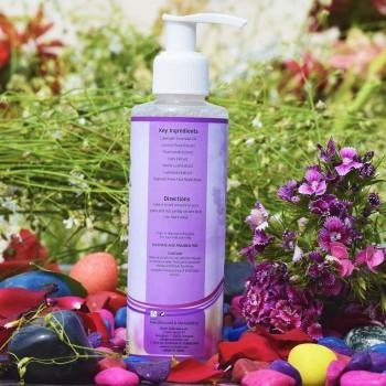 Lavender - Chamomile Sensitive Skin Face Wash 3