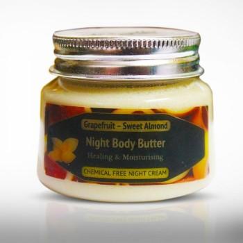 Skin Lightening Night Body Butter
