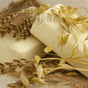 Goat Milk, Honey & Shea Soap
