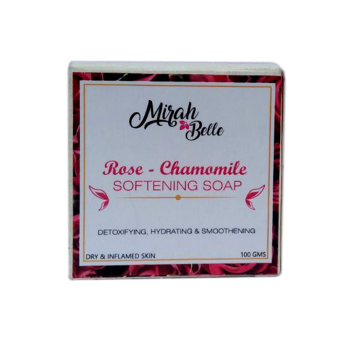 Rose Chamomile Softening Soap