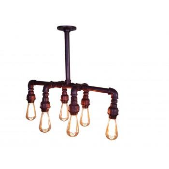 Pendant 6 Lamp