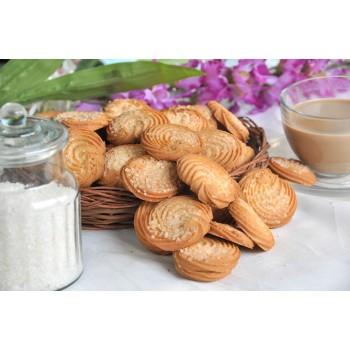 WAKE & BAKE Crispy Vanilla Cookies