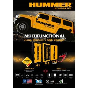 Hummer Jump Starter