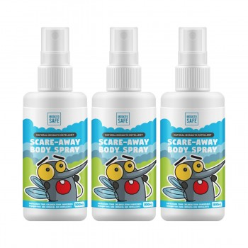 Pee Safe-Natural Mosquito Repellent
