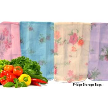 Ganapati Fridge Storage Net Bag