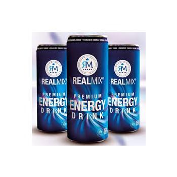 REALMIX Premium Energy drink
