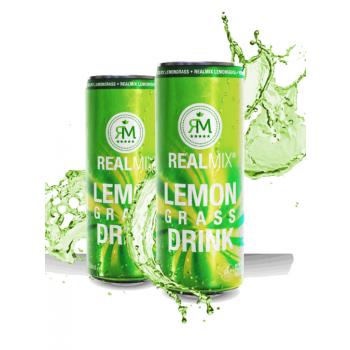 REALMIX Lemon Grass Drink
