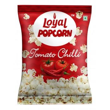 Tomato Chilli Popcorn