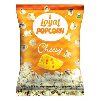 Loyal Cheesy Popcorn