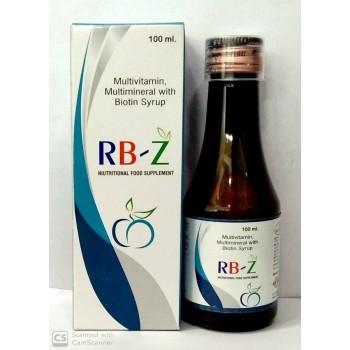 RB-Z SYP-Multiviamin syp. With Biotin 12 mcg