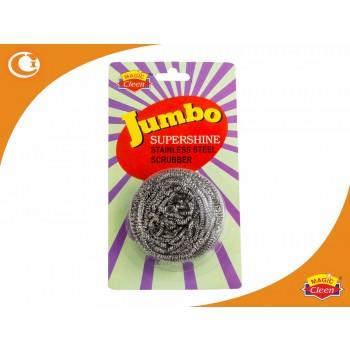 Jumbo Stainless Steel Scrubber