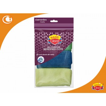 Microfiber Duster 3 Pieces - Magic Cleen