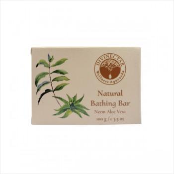 Natural Bathing Bar (Neem & Aloevera)