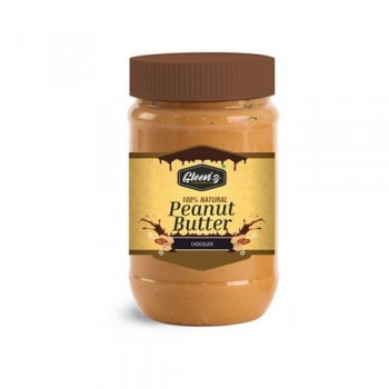 Gleenz Chocolate Spread Peanut Butter Cream/Crunchy