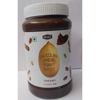 Chocolate Spread Peanut Butter