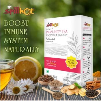 Spillhot Immunity Tea 100g.