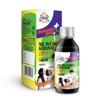 Nilavembu Kudinir Syrup (100ml)