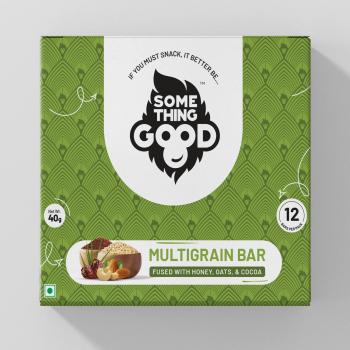 Something Good – Multi Grain Bar (Pack of 12, 40gm Each)