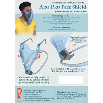 Aro Pro Face shield