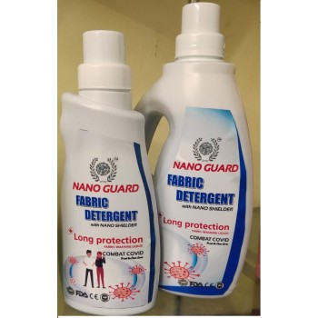 NANO GUARD FABRIC SHIELD -LIQUID DETERGENT