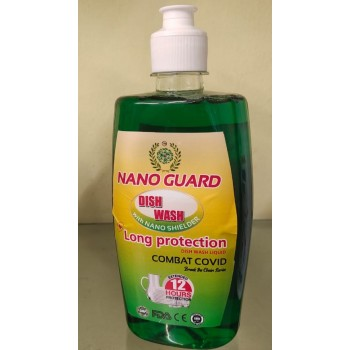 NANO GUARD FABRIC SHIELD -LIQUID DETERGENT 2