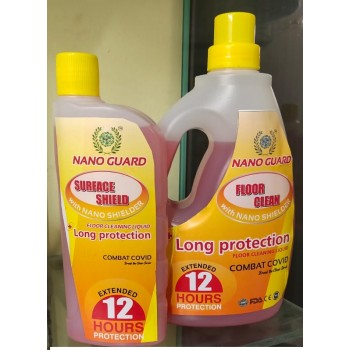 NANO GUARD SURFACE SHIELD -FLOOR CLEANING LIQUID 1