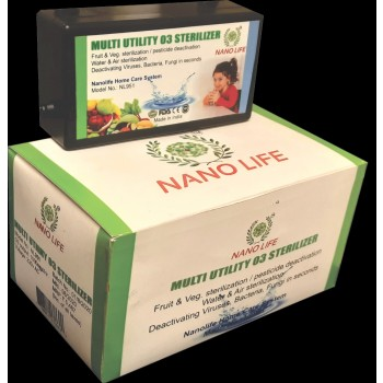 NANO LIFE FRUIT & VEGETABLE WASH 1