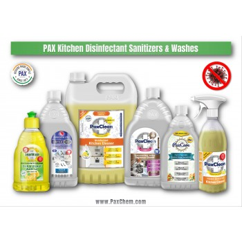 PaxChem Kitchen Disinfectant Cleaners & Washes