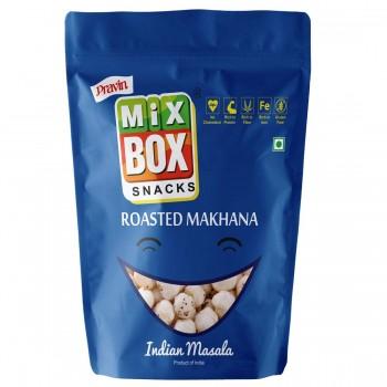Mixbox Roasted Makhana – Indian Masala (Big)