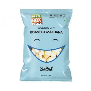 Mixbox Roasted Makhana – Salted (Small)