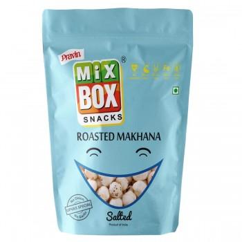 Mixbox Roasted Makhana – Salted (Big)