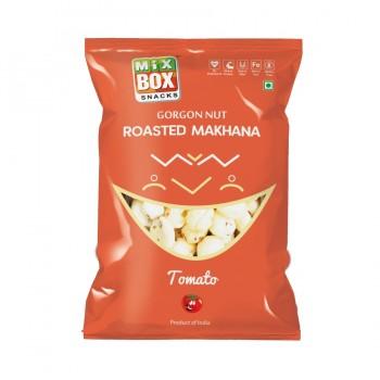 Mixbox Roasted Makhana – Tomato ( Small)
