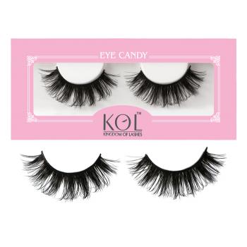 Eye Candy Faux Mink Eyelash