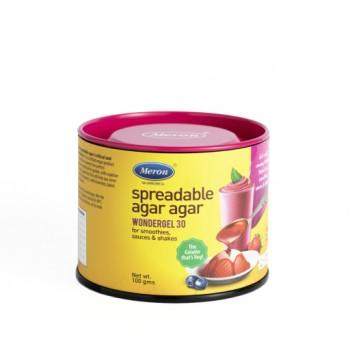 Meron Spreadable Agar Agar - Wonder Gel 30 - 100 Grams
