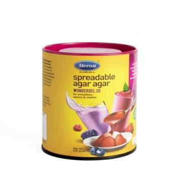 Meron Spreadable Agar Agar - Wonder Gel 30 - 250 Grams