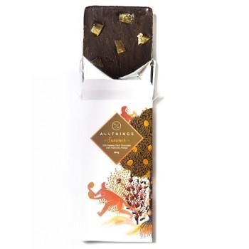 All Things Summer (72% Malabar Dark Chocolate with Alphonso Mango)