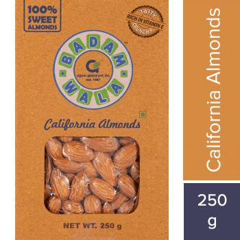 BADAM WALA 250 GM California Almonds