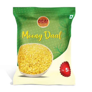 Moong Daal - Rs.5