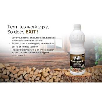 Exit- Herbal Anti-termite