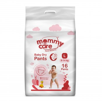 Baby Diapers Large 16pants